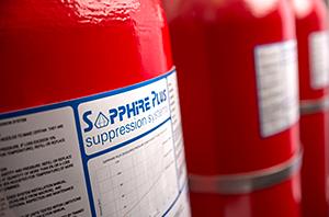 Lpg Sapphire Plus 70 Bar Gas Suppression System